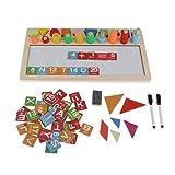 perfeclan Juguetes de Aprendizaje Montessori , Clasificación de Colores, Material de...