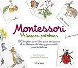 Montessori. Primeras palabras: 150 tarjetas y un libro para enriquecer el vocabulario del...