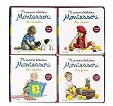 Mi primera biblioteca Montessori: Los colores · Las frutas · Los números · Los...