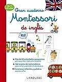 Gran cuaderno Montessori de inglés