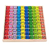 Puzzle Juguetes Educativos De Madera Montessori para Niños, Juguetes para Bebés, 99...